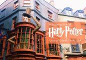 เที่ยวโลกเวทมนต์ฝั่งอเมริกา The Wizarding World of Harry Potter, Universal Orlando