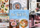 10 ร้านอาหาร-คาเฟ่ สวยชิคใน New York