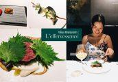 [รีวิว] L'effervessence, Tokyo : ร้านอาหารฝรั่งเศสกลางกรุงโตเกียวที่ได้มิชลิน 2 ดาวและอันดับที่ 12 ข...