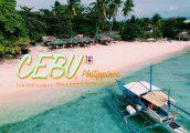 [รีวิว+แจกแพลน Cebu 5 วัน] ผจญภัยใน Cebu - Bohol กระโดดน้ำตกสีฟ้า ว่ายน้ำกับลุงเต่า ฉลามวาฬ และ ส่อง...