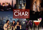 [รีวิว] CHAR Rooftop Bar : รูฟท็อปสุดชิคกับบรรยากาศดีๆ ใจกลางสกายไลน์เมืองกรุงเทพ