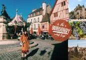 Burgundy Road Trip Ep.1 : ขับรถ จิบไวน์ ท่องหมู่บ้านแบบเทพนิยายในแคว้นเบอร์กันดี ฝรั่งเศส