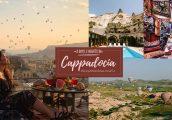 [เที่ยวตุรกีด้วยตัวเอง ตอนที่ 2] : Cappadocia ดินแดนในฝันที่มีมากกว่าบ้านถ้ำและบอลลูน