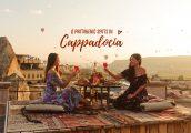 8 จุดถ่ายรูปสวยที่เราหลงรักใน Cappadocia ประเทศตุรกี!