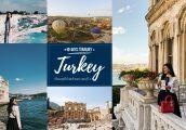 [เที่ยวตุรกีด้วยตัวเอง ตอนที่ 1] : บทนำ แผนการเดินทาง ค่าใช้จ่าย และ สิ่งที่ควรรู้