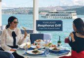 [รีวิว] Bosphorus Grill ร้านอาหารริมทะเลมาร์มาร่า ข้างพระราชวังสุดอลังการในอิสตันบูล