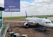 [รีวิว] สายการบิน Air Astana สายการบินแห่งชาติคาซัคสถานที่ดีเกินคาด