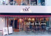 [Tokyo Cafe Review] Alfred Tea Room คาเฟ่สีชมพูชื่อดังจากแอลเอ  ใจกลางกรุงโตเกียว