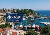 [เที่ยวตุรกีด้วยตัวเอง ตอนที่ 3] : Antalya เดินเล่นในเมืองเก่าสุดชิลล์ ว่ายน้ำในทะเลเมดิเตอร์เรเนียน