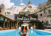 [รีวิว] Local Cave House โรงแรมที่มาพร้อมวิวสระว่ายน้ำกลางบ้านถ้ำแบบ Cappadocia