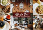 [รีวิว] ทานอาหารที่ Villa De Bear กันแบบบุฟเฟ่ต์ คุ้มสุดๆถึง 80 เมนูเพียง 790 บาท