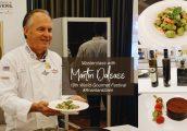 [รีวิว] Masterclass กับราชาแห่งน้ำมันมะกอก Martin Dalsass ในงาน World Gourmet Festival ครั้งที่ 19