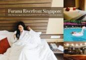 [รีวิว] โรงแรม Furama Riverfront Singapore ห้องคอร์ทยาร์ดคลับติดสระว่ายน้ำ พร้อม Executive Club สุดค...