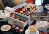 [รีวิว] จิบชายามบ่าย Tsubaki Afternoon Tea ณ โรงแรม The Okura Prestige Bangkok