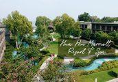[รีวิว] Hua Hin Marriott Resort & Spa รีสอร์ทติดทะเลหัวหิน พร้อมสระว่ายน้ำหน้าห้องสุดชิลล์