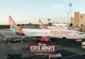 [รีวิว] สายการบิน Kenya Airways เที่ยวบินหลากเส้นทางในทวีปแอฟริกา