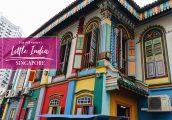 สีสันน่ารัก จากย่าน Little India อีกหนึ่งวัฒนธรรมในประเทศ สิงคโปร์
