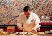 [รีวิว] Mizumi โรงแรม Wynn Macau ร้านอาหารญี่ปุ่นในมาเก๊าที่ได้รับ 2 ดาวมิชลิน