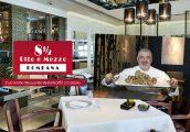 8 1/2 Otto E Mezzo Bombana ร้านอาหารอิตาเลียน 3 ดาวมิชลินเพียงแห่งเดียว นอกประเทศอิตาลี