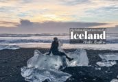 ขับรถเที่ยว ไอซ์แลนด์ ด้วยตัวเองในฤดูหนาว [ตอนที่ 2] ชมธรรมชาติแสนมหัศจรรย์