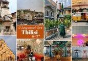12 ที่เที่ยว เมือง Tbilisi ประเทศจอร์เจีย จุดถ่ายรูปสวยๆ ไปง่าย อลังการ