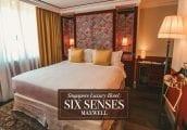 [รีวิว] Six Senses Maxwell โรงแรมสวย ในสิงคโปร์ ที่จะทำให้คุณผ่อนคลายในทุกประสาทสัมผัส