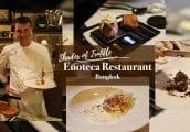 [รีวิว] Enoteca Italiana Bangkok ฤดูกาลแห่งเห็ดทรัฟเฟิลแสนอร่อย