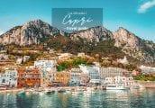 ลุยเดี่ยวเที่ยว Capri เกาะสวรรค์ของเซเลบริตี้ตัวแม่ ในอิตาลีตอนใต้ [Capri Travel Guide]