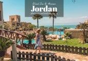 [เที่ยวจอร์แดน ด้วยตัวเอง Ep. 5] แช่น้ำพุร้อน เที่ยวกรุงอัมมาน เยือนนครโรมันโบราณ Jerash
