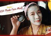 [รีวิว] LUSH Fresh Face Mask 'Catastrophe Cosmetic' มาส์กสด ที่ทำสิวเรายุบทันที!
