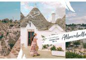 [Unseen Italy ตอนที่ 4] เที่ยว Alberobello หมู่บ้านแสนน่ารัก ในแคว้นตรงส้นรองเท้าบู้ท Puglia