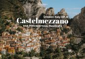 [Unseen Italy ตอนที่ 8] โหนซิปไลน์ข้ามหมู่บ้านที่สวยที่สุดในอิตาลี Castelmezzano - Pietrapertosa