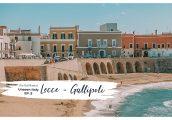 [Unseen Italy ตอนที่ 5] เที่ยว Lecce เมืองศิลปะ Italian Baroque แสนอลังการ และ Gallipoli เมืองท่าย้อ...