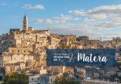 [Unseen Italy ตอนที่ 7] มหัศจรรย์ Matera เมืองถ้ำหินเขาวงกต มรดกโลกจากอิตาลี ที่ต้องมาสัมผัสซักครั...