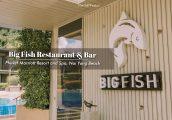 [รีวิว] Big Fish Restaurant & Bar ห้องอาหารบน หาดในยาง โรงแรม ภูเก็ต แมริออท รีสอร์ท แอนด์ สปา