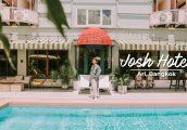 [รีวิว] JOSH Hotel ไลฟ์สไตล์โฮเท็ลย่านอารีย์ ที่ถ่ายรูปออกมาเก๋ทุกมุม