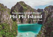 [รีวิว] ทัวร์เกาะพีพี 1 วัน สุดประทับใจ เกาะสวย น้ำใส อลังการระดับโลก [อัพเดทหลังโควิด]