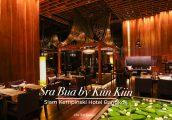 [รีวิว] เมนูล่าสุดจาก Sra Bua by Kiin Kiin โมเดิร์นไทยน่าตื่นตารับฤดูหนาว ณ โรงแรม สยามเคมปินสกี้ กร...