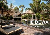[รีวิว] The Dewa Koh Chang รีสอร์ทดีไซน์เก๋ ริมทะเล เกาะช้าง