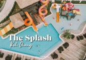 [รีวิว] The Splash Koh Chang รีสอร์ทแห่งแรกที่มีสวนน้ำในตัวบนเกาะช้าง