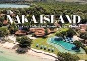 [รีวิว] The Naka Island, A Luxury Collection Resort & Spa ใช้ชีวิตติดเกาะสุดหรู  นั่งเรือแบบสบายๆ ไป...