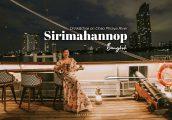 [รีวิว] เรือสิริมหรรณพ (Sirimahannop) ห้องอาหารและบาร์บนเรือใบสามเสาที่ใหญ่ที่สุดในแม่น้ำเจ้าพระยา...