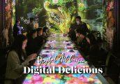 [รีวิว] Digital Delicious สัมผัสการทานอาหารพร้อม Digital Art 4D ที่จะพาเราหลุดไปอยู่ในโลกแห่งจินตนาก...