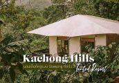 [รีวิว] Kachong Hills Tented Resort (กะช่องฮิลล์) นอนเต็นท์หรู ท่ามกลางขุนเขาและสายหมอกแห่ง จ. ตรัง
