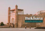 [เที่ยว อุซเบกิสถาน ด้วยตัวเอง Ep.4] ตามรอยเส้นทางสายไหม เมือง Bukhara (บุคคารา)
